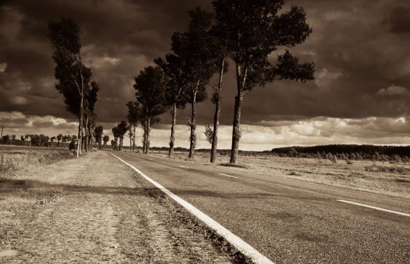 Highway Into The Storm