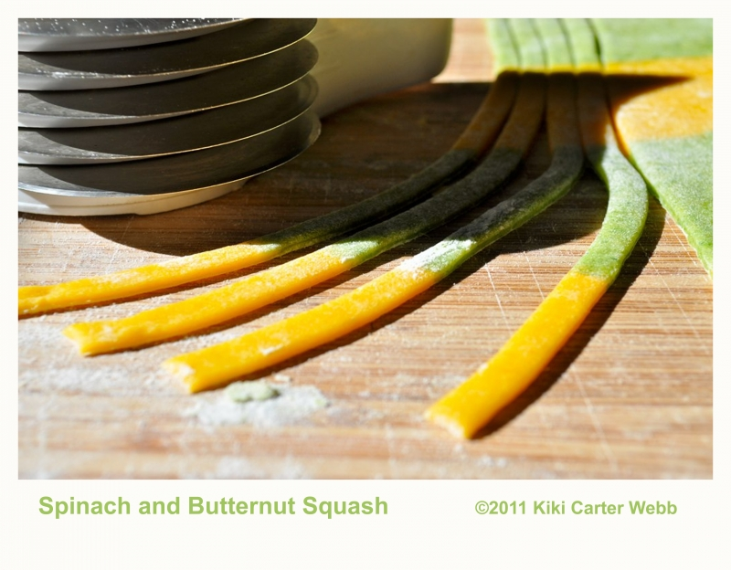 Spinach And Butternut Squash