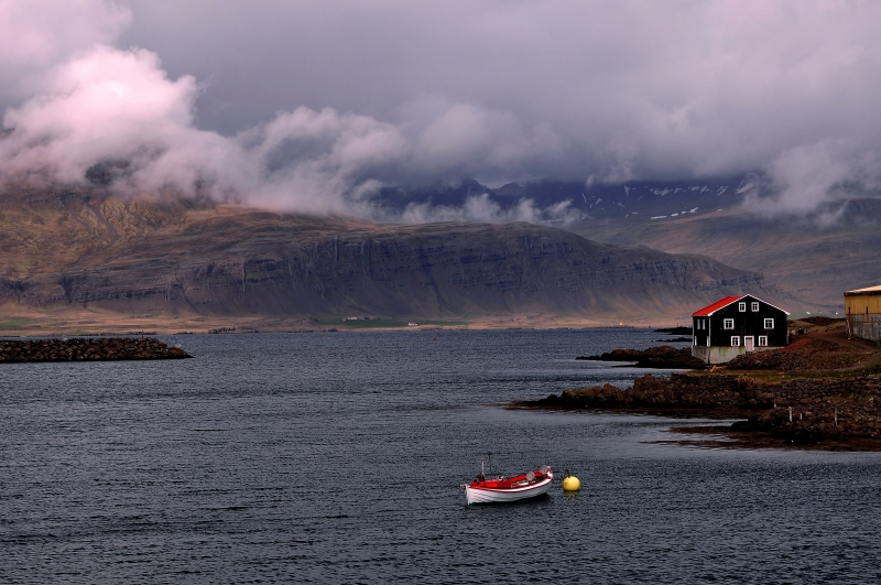 Iceland Fishing Village