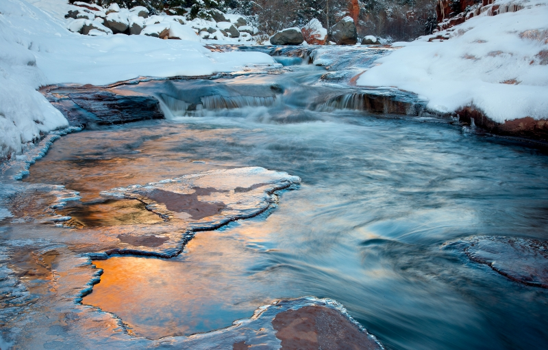 Icy Pool