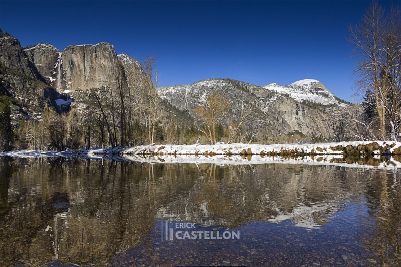 Reflections Of Yosemite