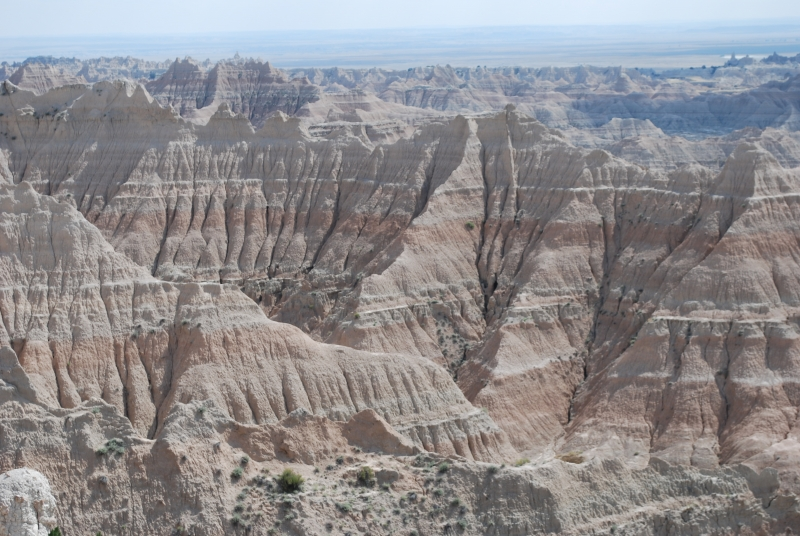 Beauty Of The Badlands