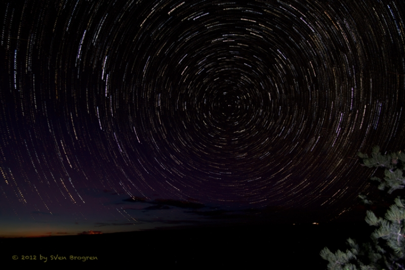 A Digital Star Trails