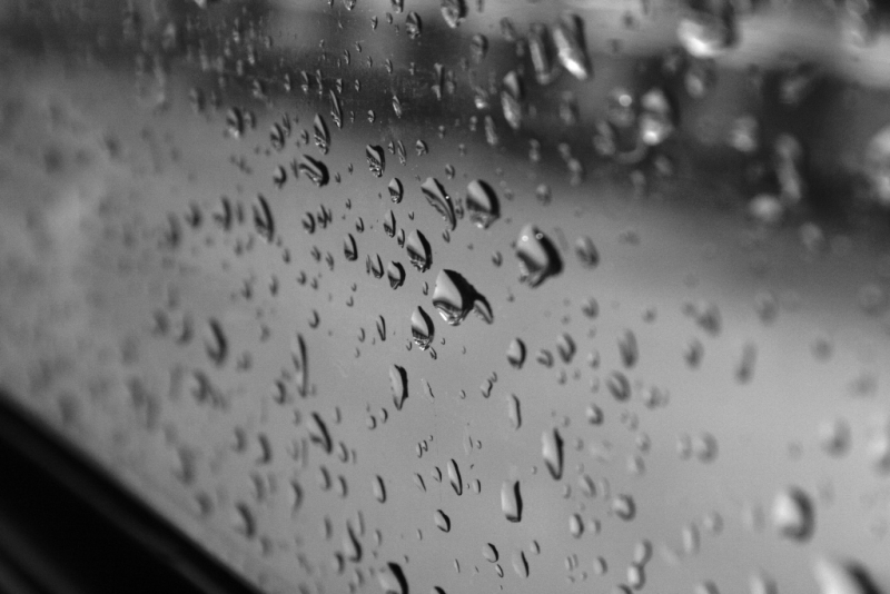 Rain Drops On My Window