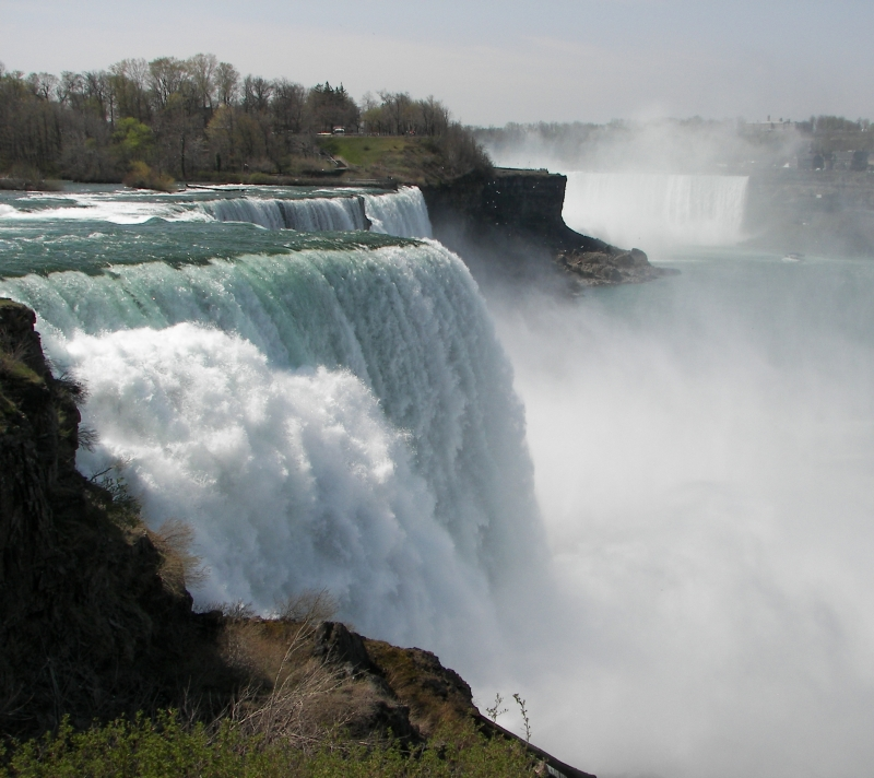 Niagara Falls – Power And Mist