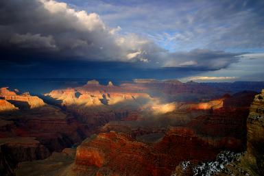 Hopi Point – Grand Canyon National Park