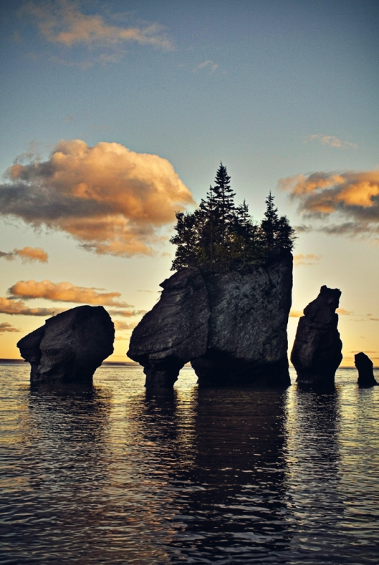 Fundy National Park-Hopewell Rocks