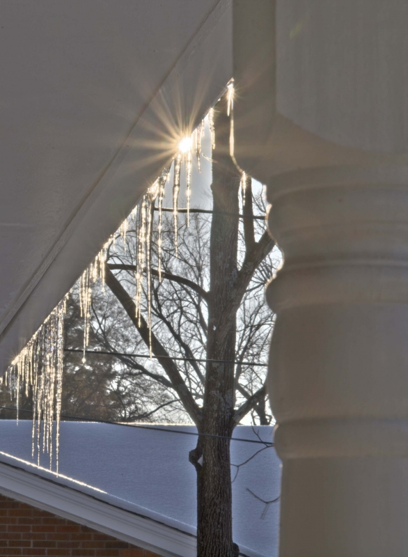 Icicles, Hdr