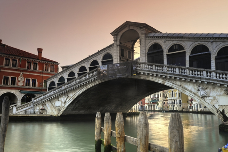 Venice – Beside The Rialto