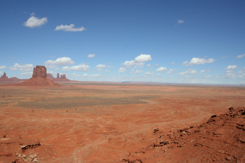 Artists Point – Monument Valley