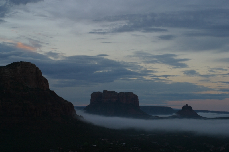 Early Morning In Sedona