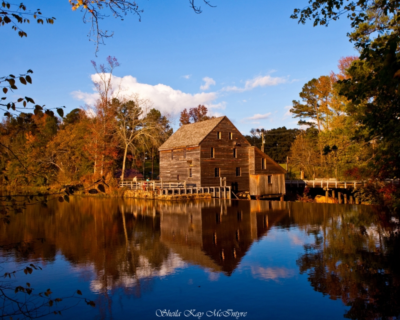 Old Yates Mill 2