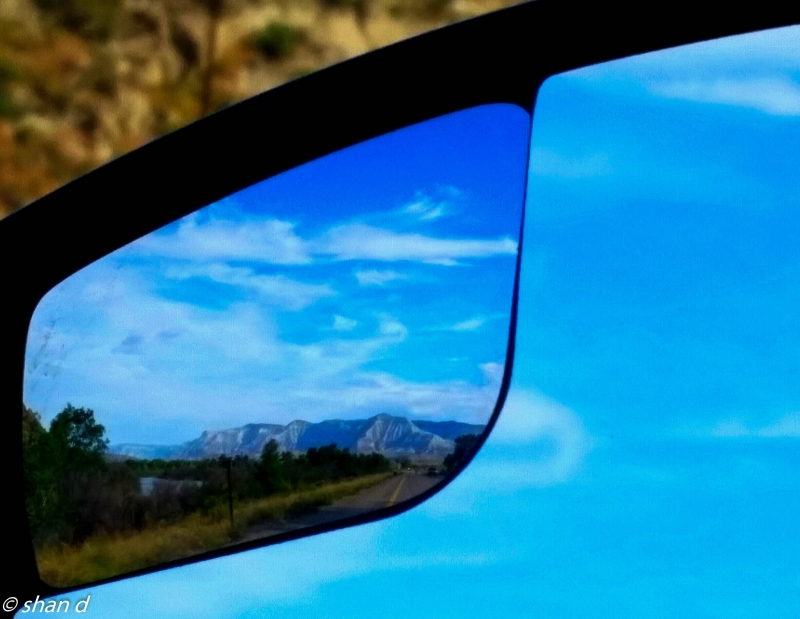 Nice View In The Rear View