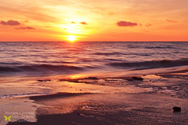 Great Lakes Sunrise (lake Huron)