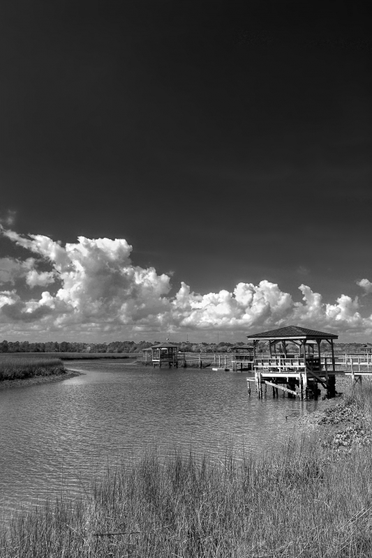 Clouds Over Pawleys Island