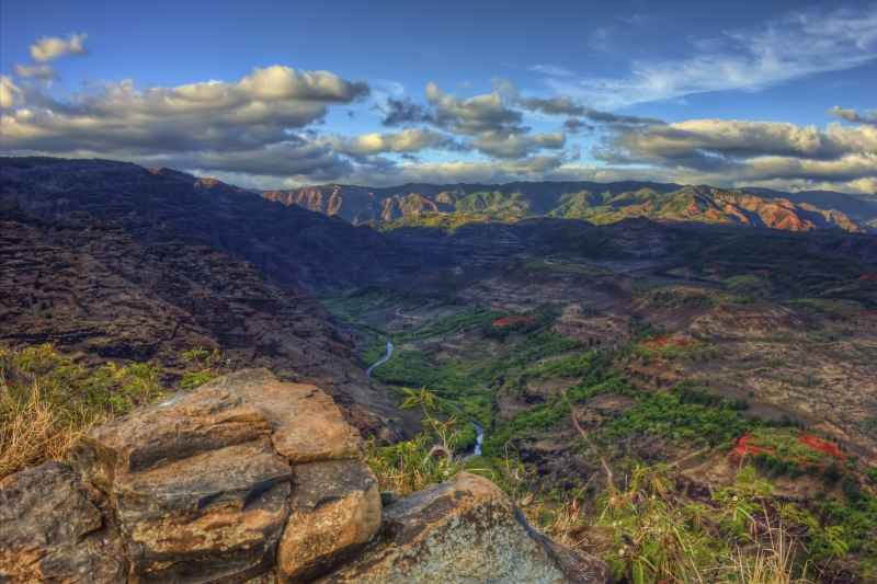 Waimea Canyon Road