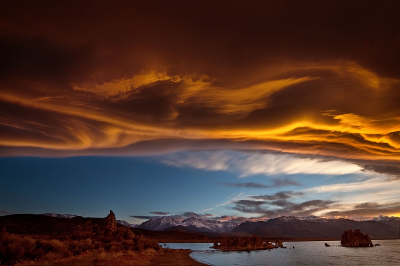 Mono Lake -Ceiling Of Fire