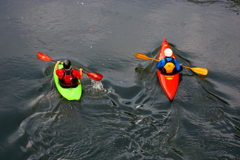 New River Kayakers