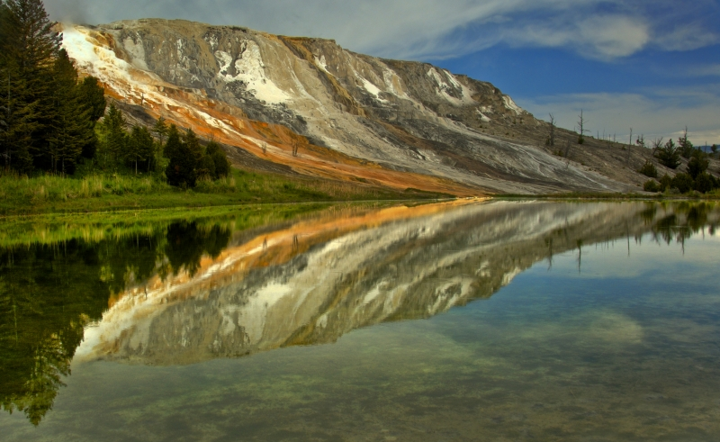 Mammoth Reflections