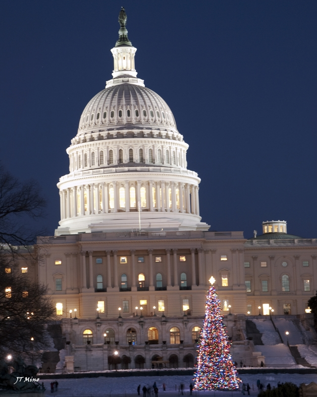 Christmas In Washington!