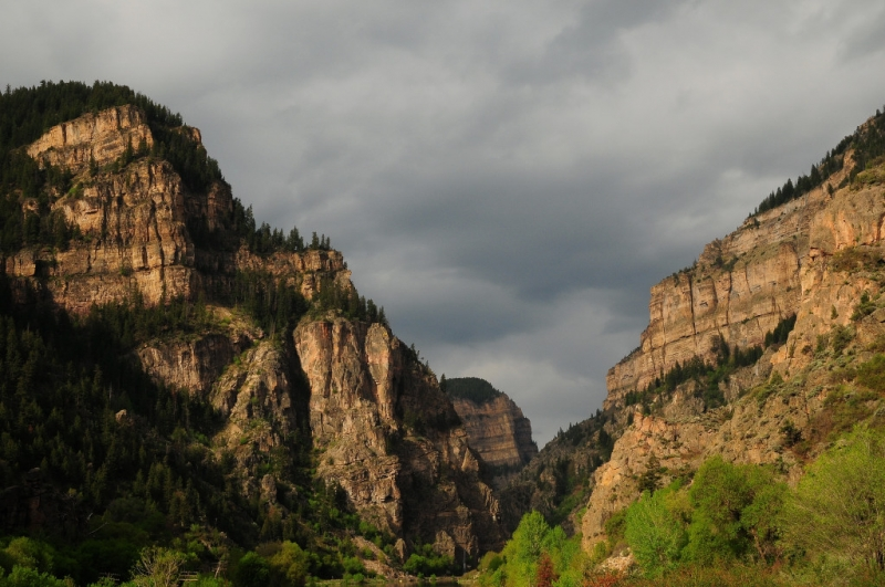 Glenwood Canyon