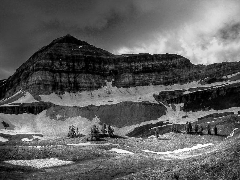Timpanogos Shadows