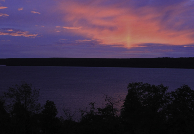 Sunrise In Munising