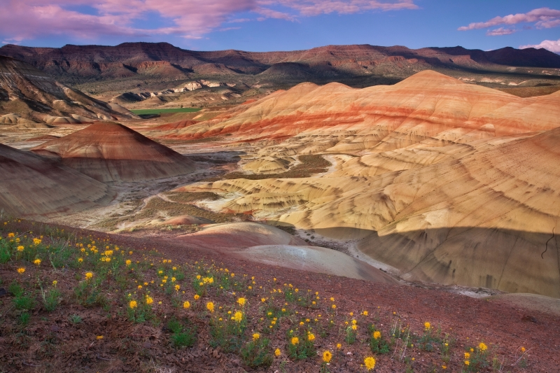 Painted Hills