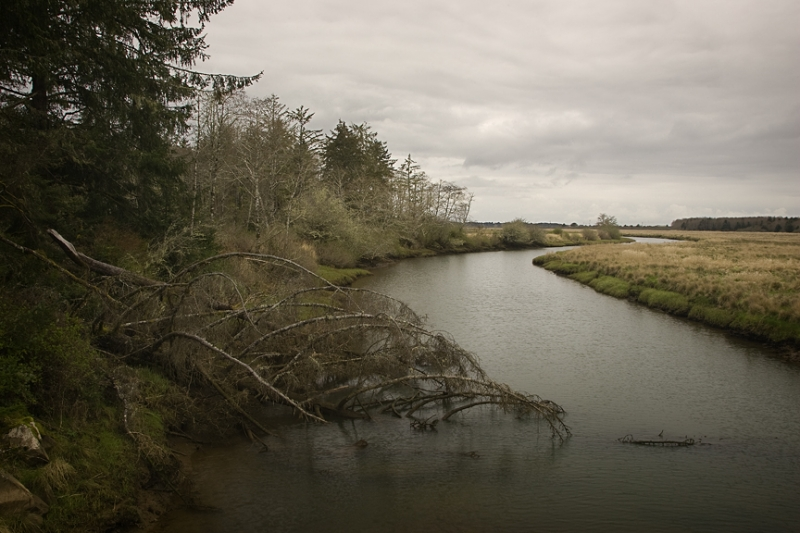 Siletz Bay National Wildlife Refuge, Oregon