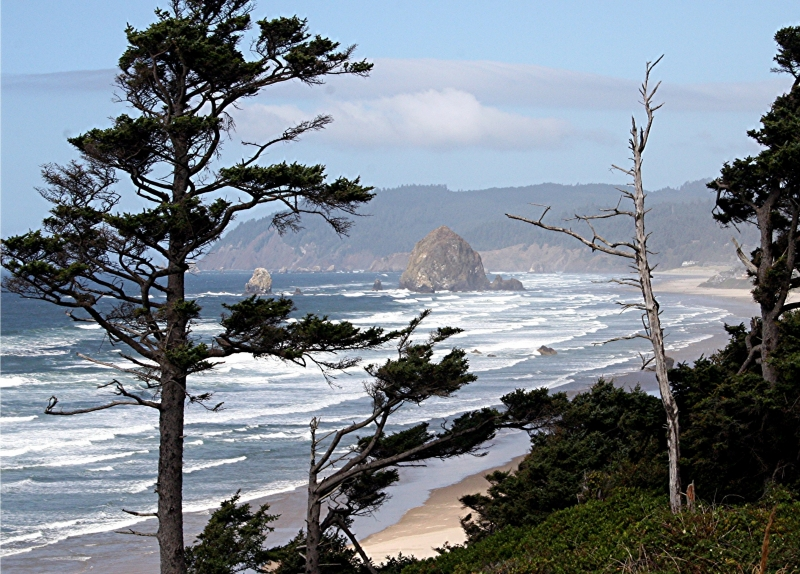 Oregon Coast, Haystack Rock