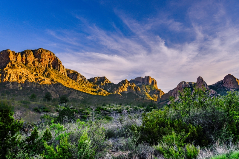 Evening In Big Bend