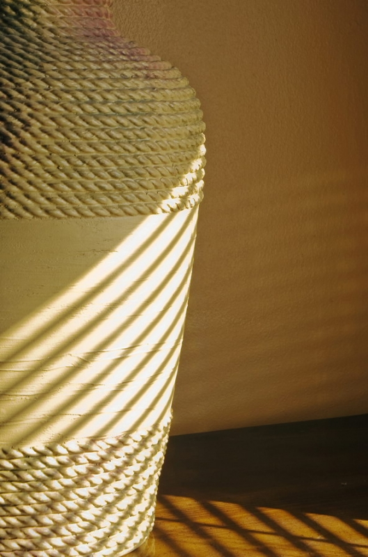 Lamp,light And Shadows