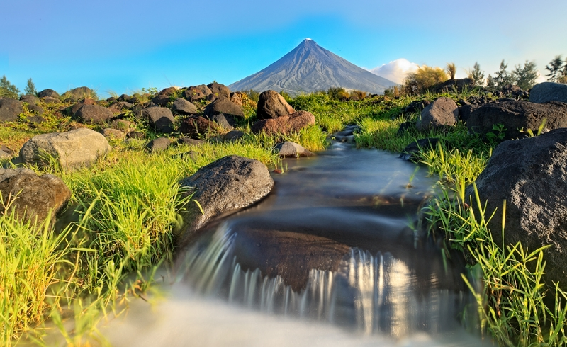 The Majestic Mayon