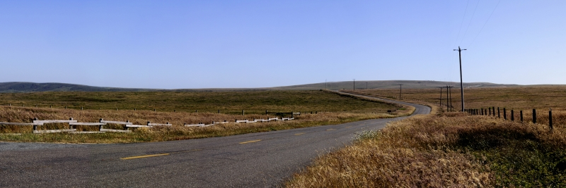 The Road To Point Reyes