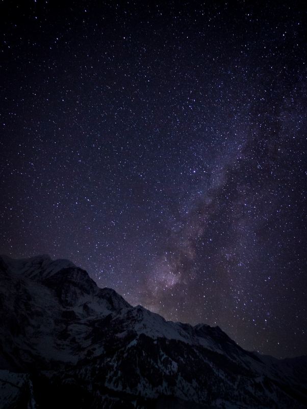 Stars And Montains