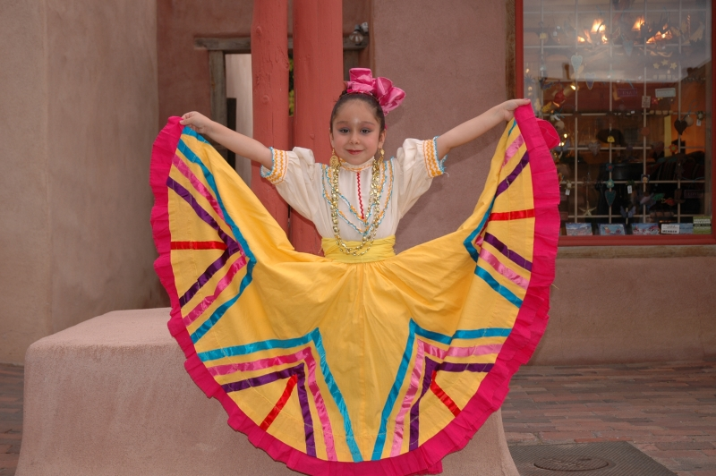 Little Fiesta Dancer