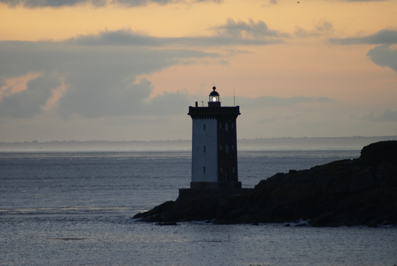 Kermorvan Lighthouse