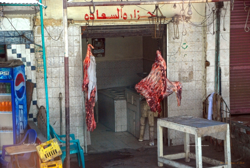 Egypt Meat Market