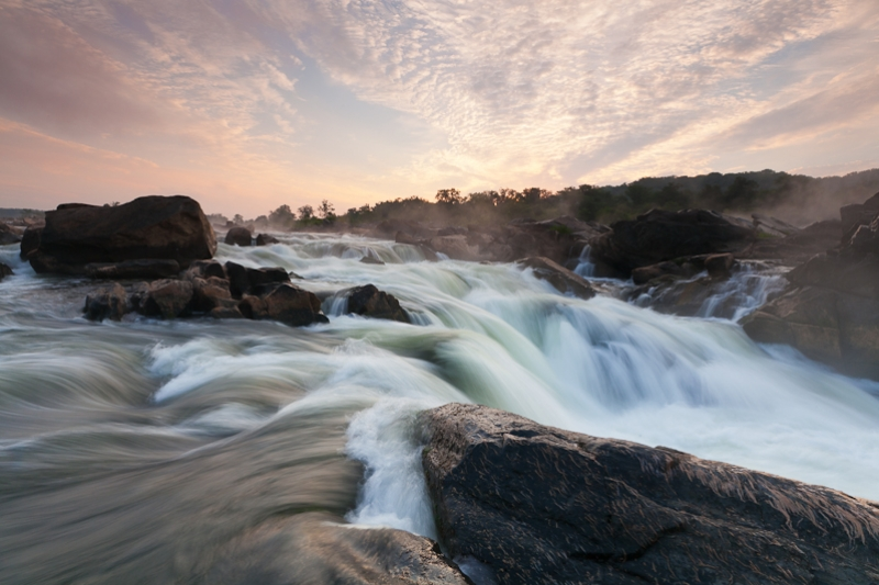 Great Falls Cascades