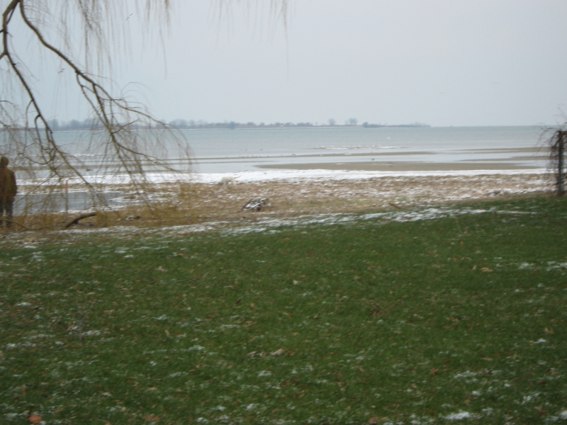 View Of Lake Huron