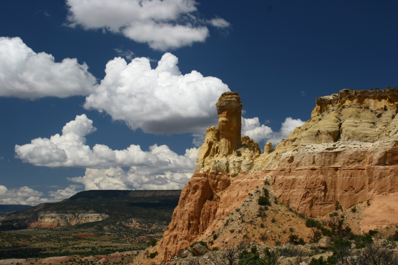 Chimney Rock New Mexico
