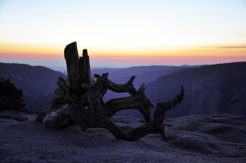 Beautiful Sentinel Dome, Yosemite