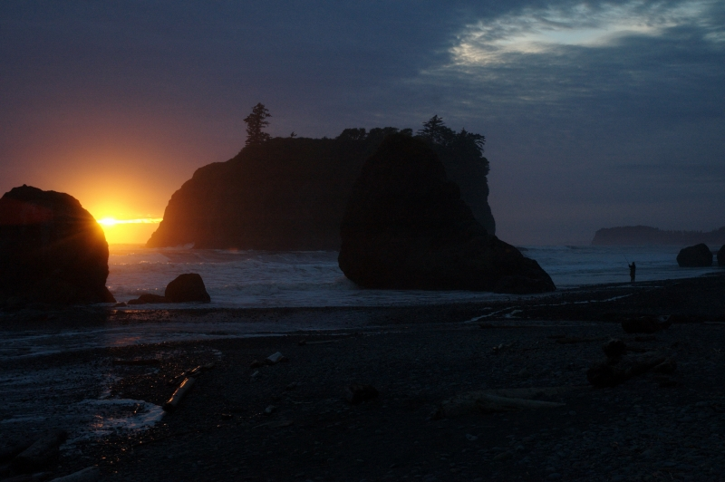 Ruby Beach, Olympic National Park