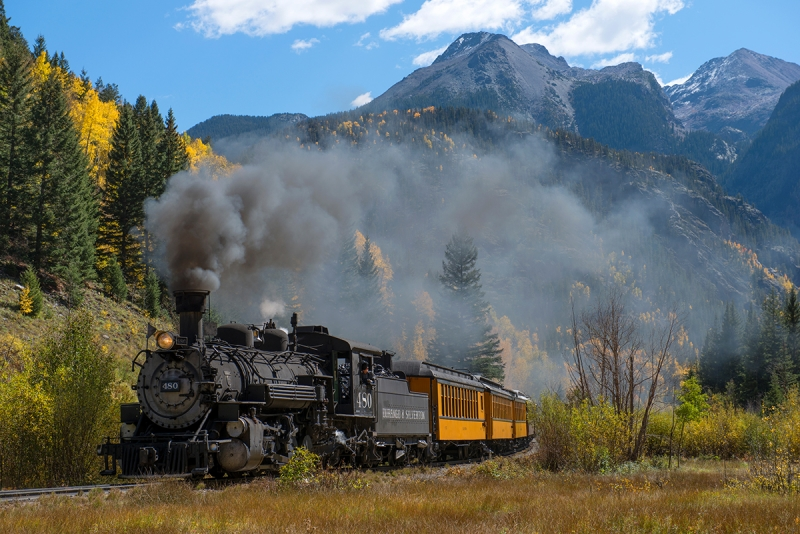 Durango To Silverton Railroad