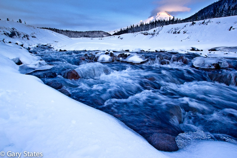 White River Winter