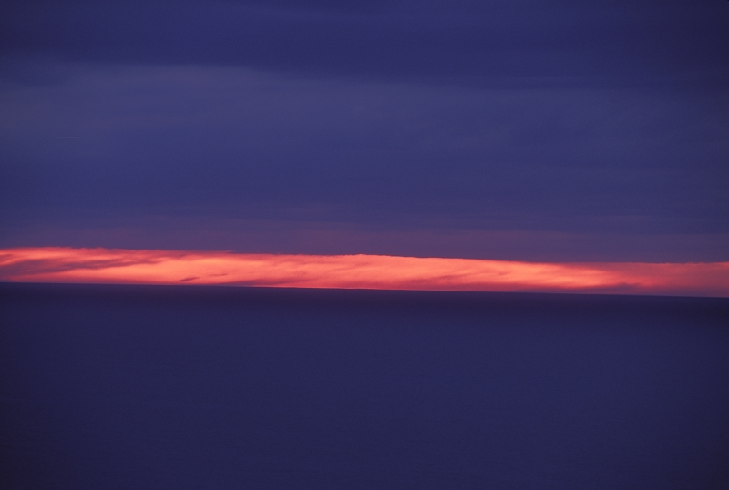 Sunset, Cape Cod Bay