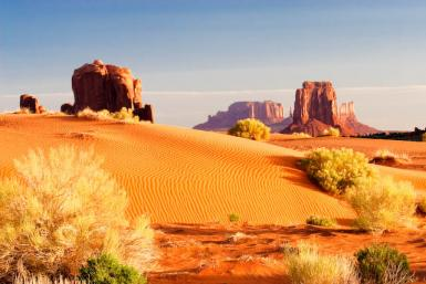 Monument Valley, Sand Springs