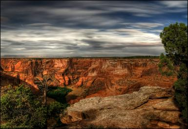 Canyon De Chelly Nights