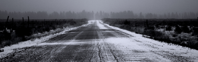 Cold Lonely Road