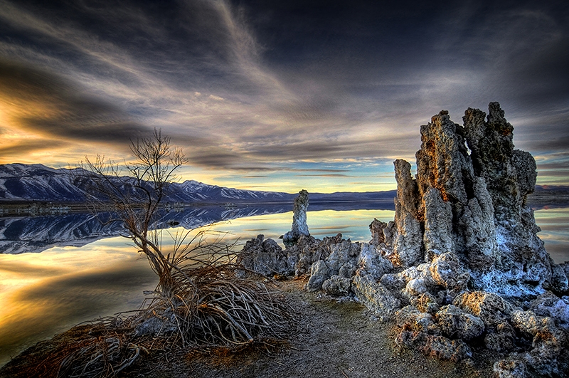 South Tufa – Mono Lake